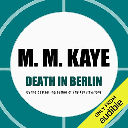 Death in Berlin audiobook cover art