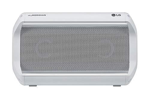 LG PK5W Outdoor Bluetooth Lautsprecher mit Meridian Technologie Weiß