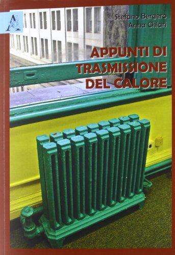 Appunti di trasmissione del calore