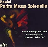 Rossini: Petite Messe Solennelle by G. Rossini (2011-01-25)