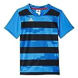 adidas LB T FB tee - Camiseta para niños, Color Azul, Talla 92