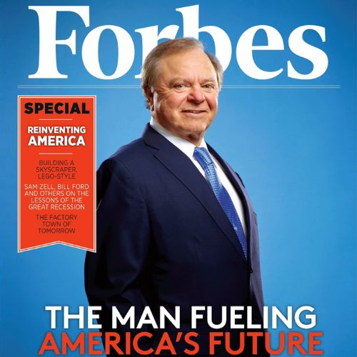 Forbes, April 21, 2014 audiobook cover art