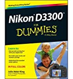 Learn Get up Use Nikon D3300 For Dummies (Paperback) - Common