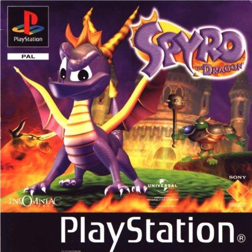 Spyro the Dragon 1 - PS1 PlayStation