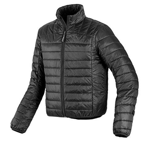 SPIDI Forro térmico para motocicleta, color negro, talla L