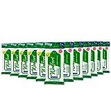 Walfort | Toalla Antibacterial. Tela Extra-Fort. Aroma Citrus Lime. Elimina 99.9% de Bacterias. Caja 12 paquetes 12pzs c/u