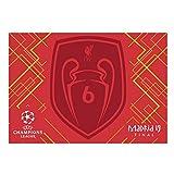 FC Liverpool Champions League Winners 2019 Fahne Flag 150x90cm (one Size, UCL Winner)