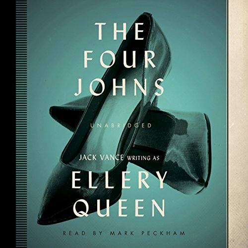 The Four Johns audiobook cover art