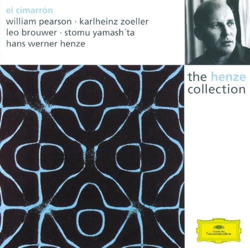 William Pearson, Karlheinz Zoeller, Leo Brouwer, Stomu Yamash'ta & Hans Werner Henze