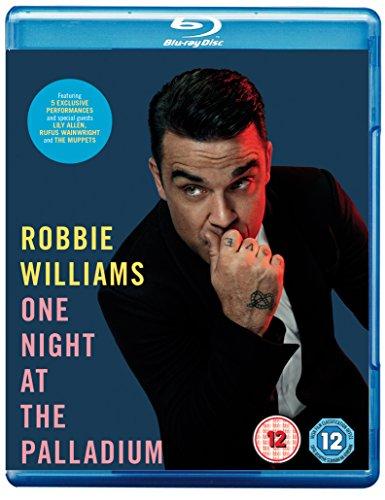 Robbie Williams - One Night at the Palladium [Reino Unido] [Blu-ray]