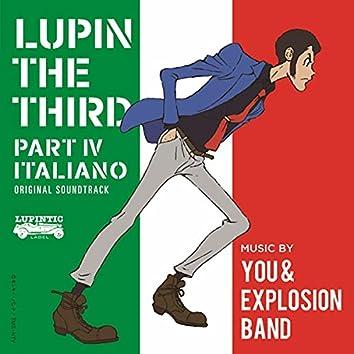 ルパン三世 PART IV オリジナル・サウンドトラック ~ITALIANO - Digital Edition -