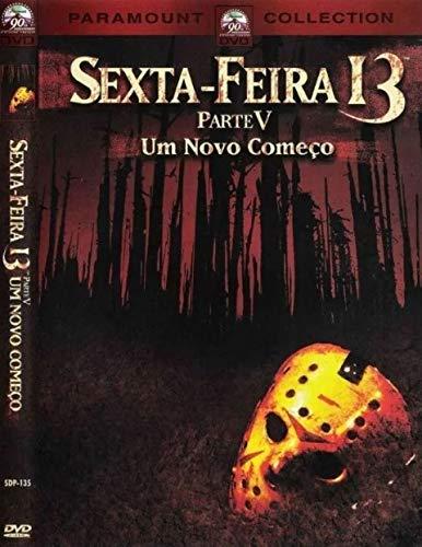 Sexta-Feira 13 Parte V - Um Novo Começo DVD