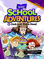 e-future School Adventures レベル2-6 Jack and Robin Hood CD付 英語教材