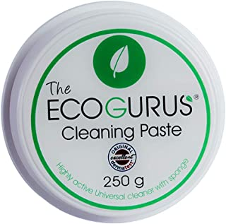 The EcoGurus - Highest Strength Natural Cleaner & Sponge! - Clean Your Kitchen Cooker, Pots, Pans, Oven, Cooktop, Stove, B...