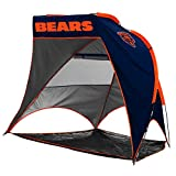 Logo Brands Officially Licensed NFL Chicago Bears Unisex Retreat Cabana, One Size, Team Color