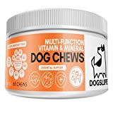 Multivitamin Chews For Dogs   Multivitamin Dog Supplement To Optimise Health & Wellbeing   Natural All-in-1 Dog Health Chews   UK Veterinarian Formulated