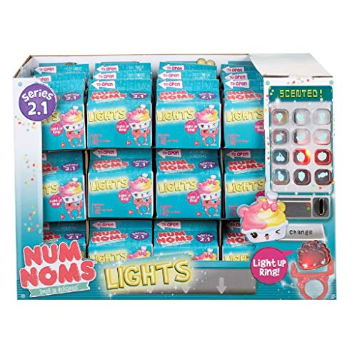 MGA Entertainment 548355e5C num Nom Lights Mystery Pack Series 2–2L