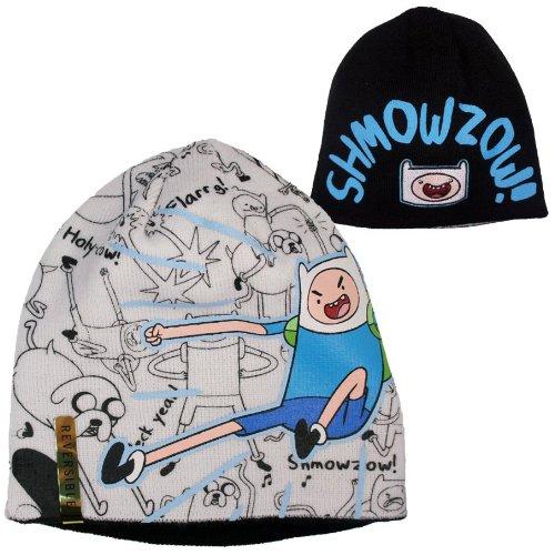 ADVENTURE TIME - Bonnet Réversible Shmowzow