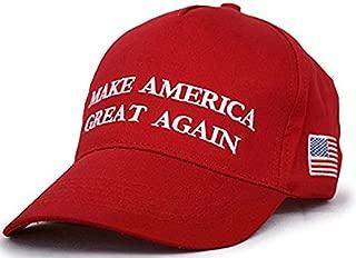 Cotton Baseball Cap Make America Great Again Trump Hat Adjustable