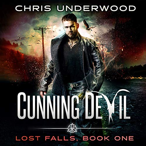 Cunning Devil audiobook cover art