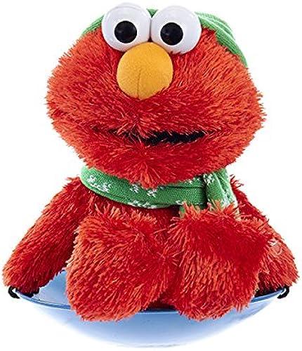 calidad de primera clase Kurt Adler Elmo Elmo Elmo Animated Musical Tablepiece Standard  comprar mejor