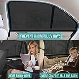 Zoom IMG-2 tendine parasole auto bambini 2