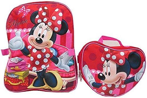 Disney Minnie Maus Rucksack - Schulrucksack