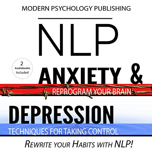 NLP: Depression & Anxiety: 2 Manuscripts audiobook cover art