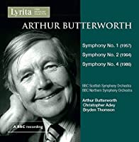 Butterworth: Symphonies Nos. 1, 2 & 4 by BBC Northern Symphony Orchestra