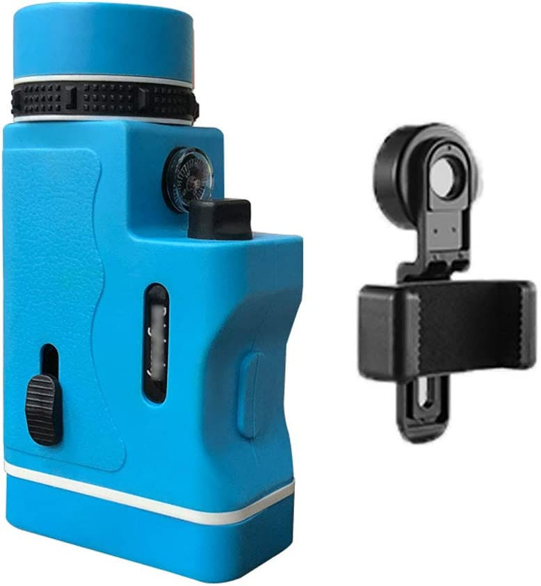 Beauty products WANGF Monocular Telescopes Regular dealer Spotting 50mm La Telescope Shockproof