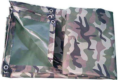 DJSMpb Baches Tissu de Tente Polyester Oxford Tissu Imperméable Imperméable Tricycle Tente Tente  400g   m2 0.5mm Bache (Taille   6  8m)