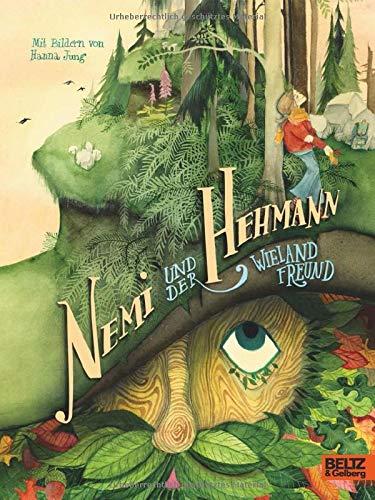 Nemi und der Hehmann: Roman