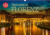 Impressionen aus FLORENZ (Wandkalender 2022 DIN A3 quer): Idylle und historische Bauten (Geburtstagskalender, 14 Seiten )