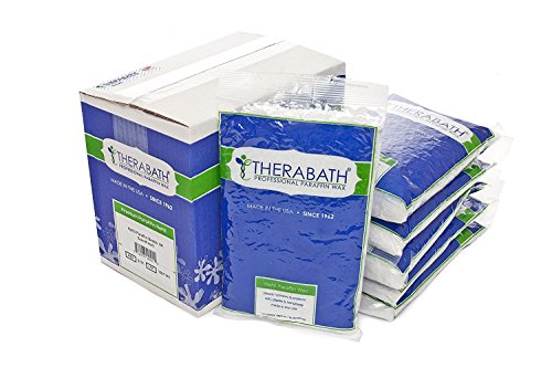 Therabath Paraffin Wax Refill - Use To Relieve Arthitis Pain and Stiff Muscles - Deeply Hydrates and Protects - 24 lbs Wintergreen