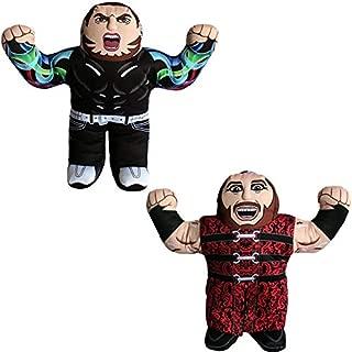 Ringside PACKADE Deal Hardy Boyz (Jeff Hardy & Matt Hardy) WWE Wrestling Buddy Exclusives by Jakks Pacific