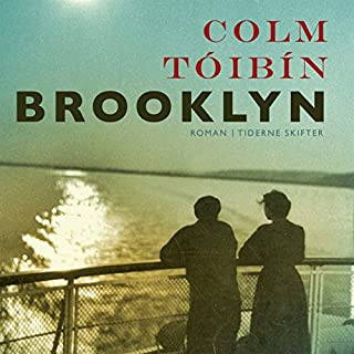 Brooklyn audiobook cover art
