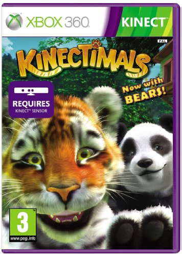 Kinectimals--Now With Bears! - Kinect Compatible [Edizione: Regno Unito]