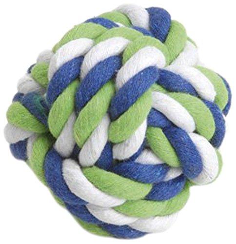 Beeztees Ballon à Corde pour Rongeur 7 cm