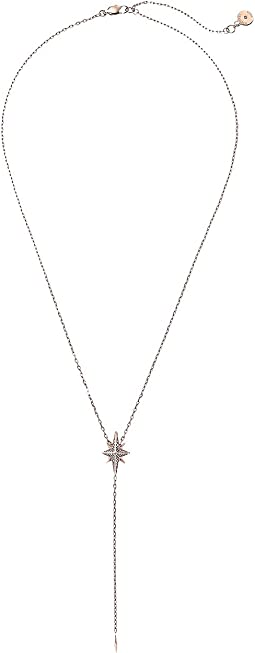 Michael Kors - Starburst Pave Y Necklace