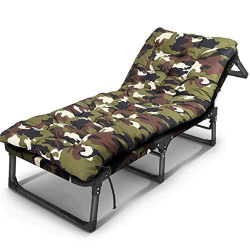 haozai sängstol trädgårdsboende fritidsstol hopfällbar stol ställbar säng hus balkong trädgårdslokal utomhus strand bad solplats 0304