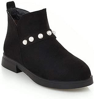 BalaMasa Womens ABS14067 Pu Boots
