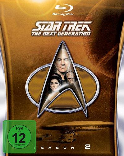 Star Trek - Next Generation/Season 2 [Blu-ray]