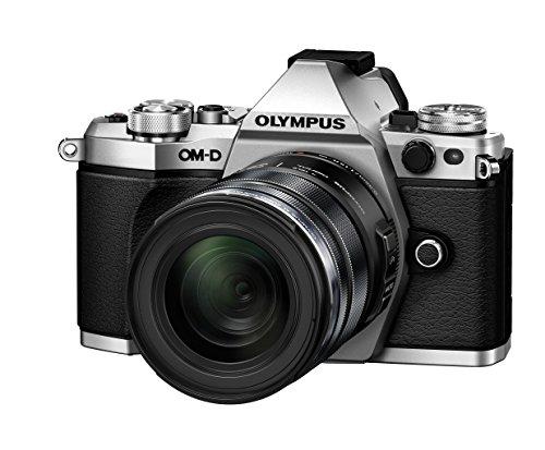 Olympus OM-D E-M5 Mark II - Cámara Evil de 16.1 MP con...