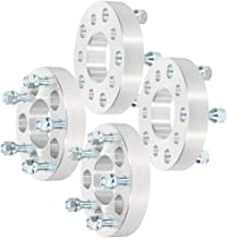 ECCPP 5x4.5 to 5x5 Wheel Spacers Adapters 1.25