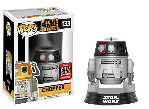 Pop! Star Wars Celebration (2017) Chopper