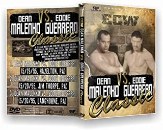 ECW: Malenko vs. Guererro Classics DVD