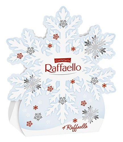 Raffaello Schneeflocke mit 4 Pralinen, 40 g