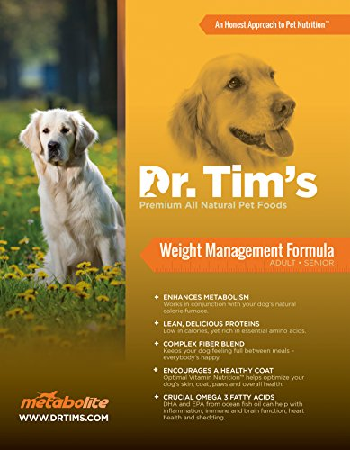 Dr. Tim'S Premium All Natural Pet Food Metabolite...