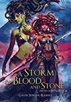 A Storm of Blood and Stone (Myths of Stone)