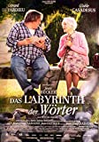 Das Labyrinth der Wörter - Gérard Depardieu - Filmposter